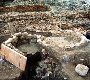 Kεραμικός τροχός 5ου αιώνα π.Χ.