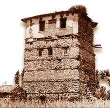 Νεότερος «πύργος» στη Θεσσαλία. Θα ήταν παρόμοιος με τον αρχαίο στο Κομπολόι (βλ. επόμενη ενότητα: Οι αγρεπαύλεις του Μακεδονικού Ολύμπου).