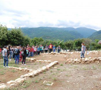 Αρχαιολογική ξενάγηση